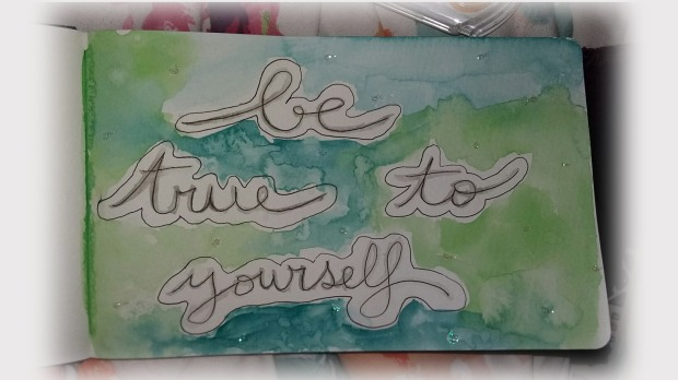 be true to yourself edited