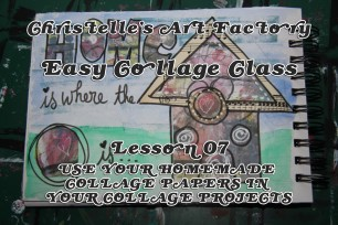 07 use ypur homemade collage papers in your collage projects thumbn