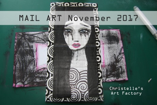 Mail Art November 2017 thumbn