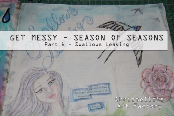 Get Messy Season of Seasons_Part 6 Swallows Leaving