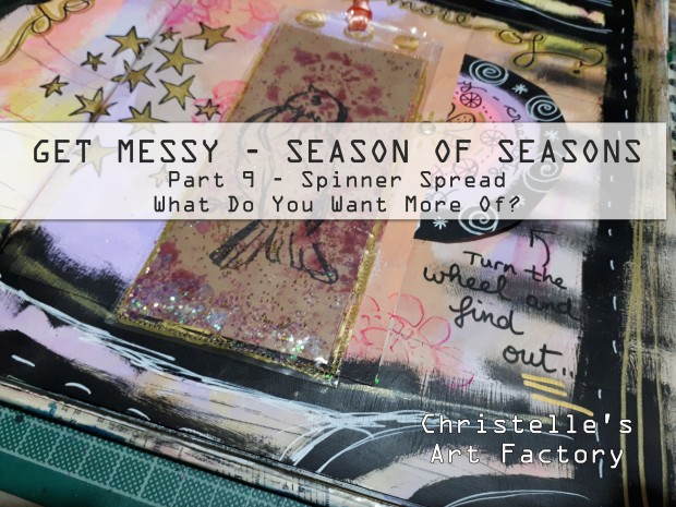 What Do You Want More Of Get Messy Season of Seasons Part 9